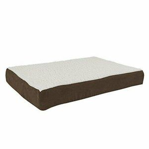 Orthopedic Sherpa Pet Dog Bed Memory Foam Cover XL